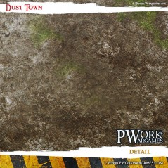 Dry Green (2mm)