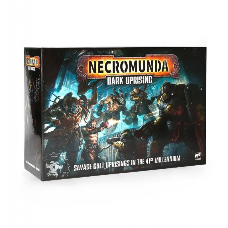 Necromunda: Dark Uprising (Anglais)
