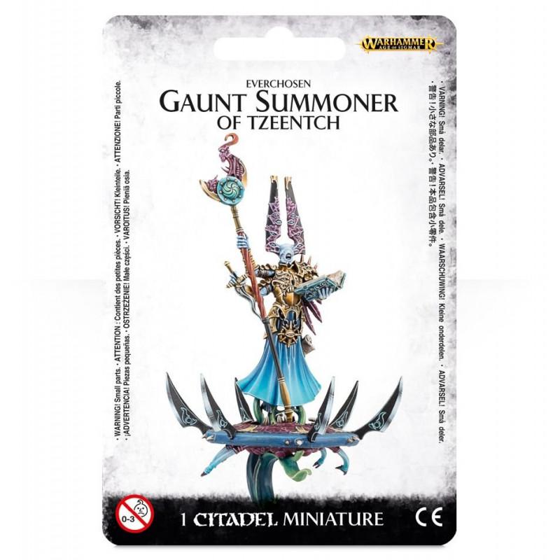 Gaunt Summoner on Disc of Tzeentch