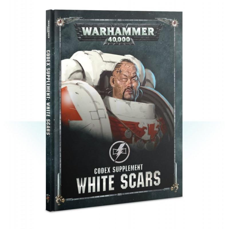 CODEX: WHITE SCARS (HB) (FRANCAIS)