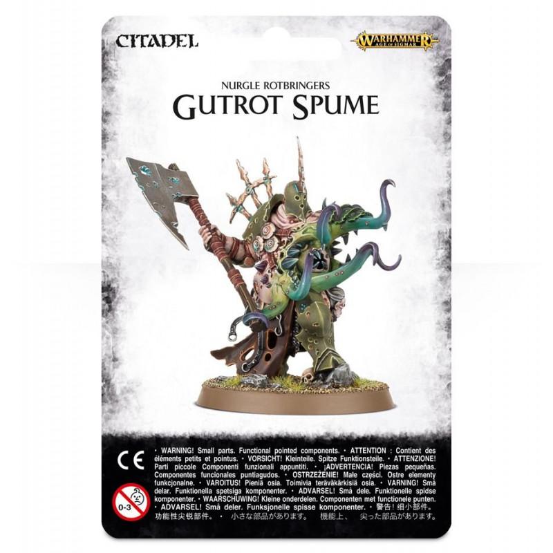 Gutrot Spume