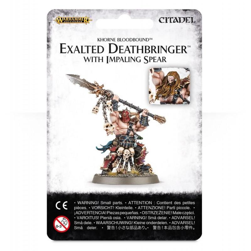 Exalted Deathbringer avec Lance Empaleuse