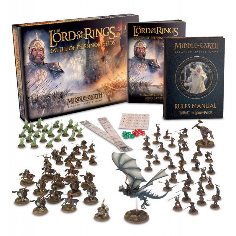 The Lord of the Rings™ Battle of Pelennor Fields (Anglais)