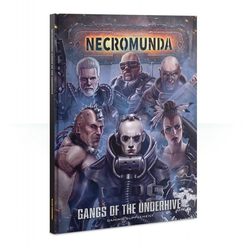Necromunda Gangs of The Underhive (Anglais)