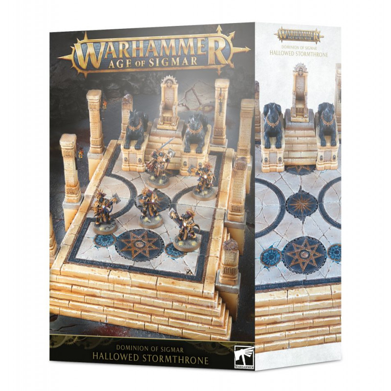 Dominion of Sigmar: Hallowed Stormthrone