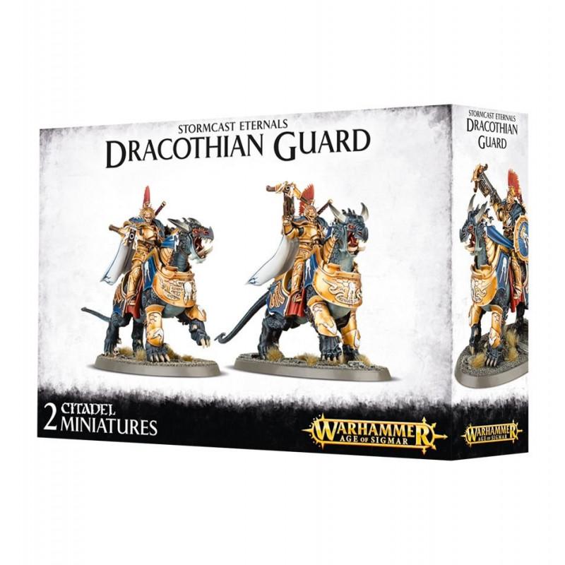 Dracothian Guard (Tempestors, Concussors & Desolators)