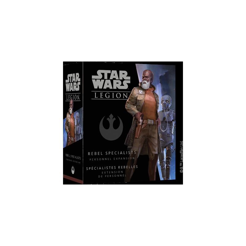 Star Wars Légion: Spécialistes Rebelles