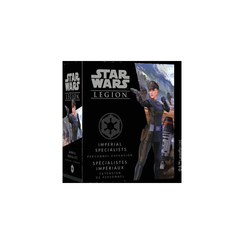 Star Wars Légion: Spécialistes Impériaux