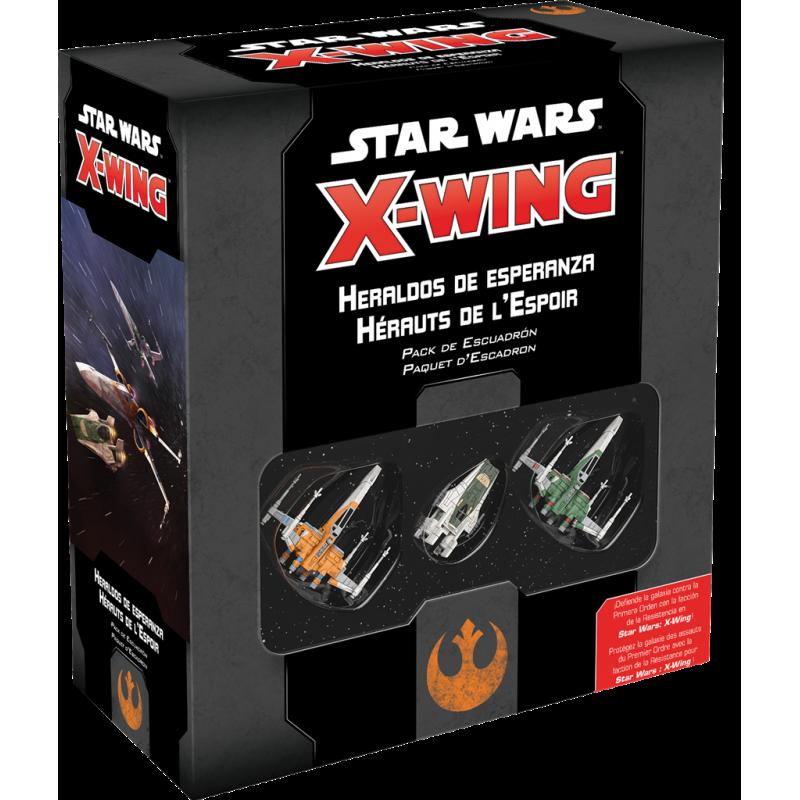 Star Wars X-Wing 2.0 : Hérauts de l'Espoir