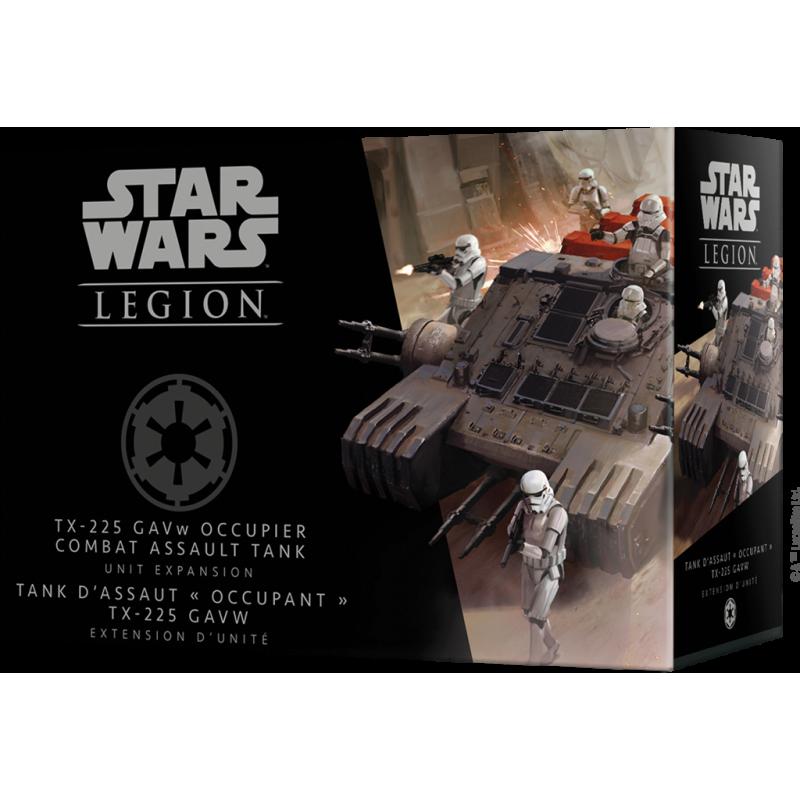 """Star Wars Légion : Tank d'Assaut """"Occupant"""" TX-225 GAVW"""