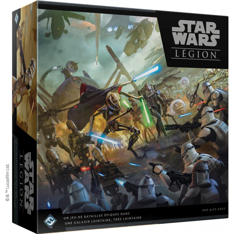 Star Wars Légion : Clone Wars (Base)