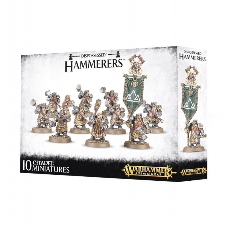 Longbeards / Hammerers