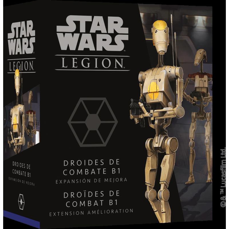 Star Wars Légion : Droïdes de Combat B1 Upgrade