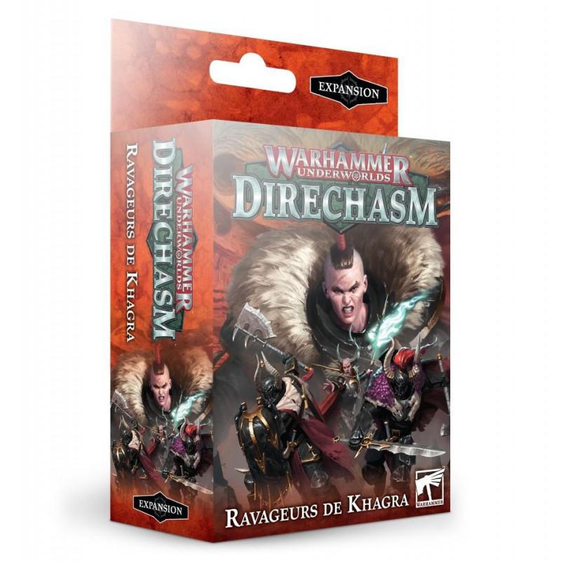 Direchasm: Ravageurs de Khagra