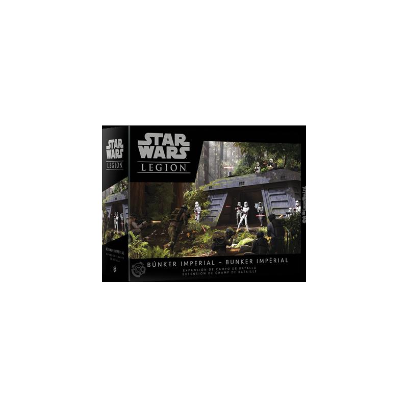 Star Wars Légion : Bunker Impérial