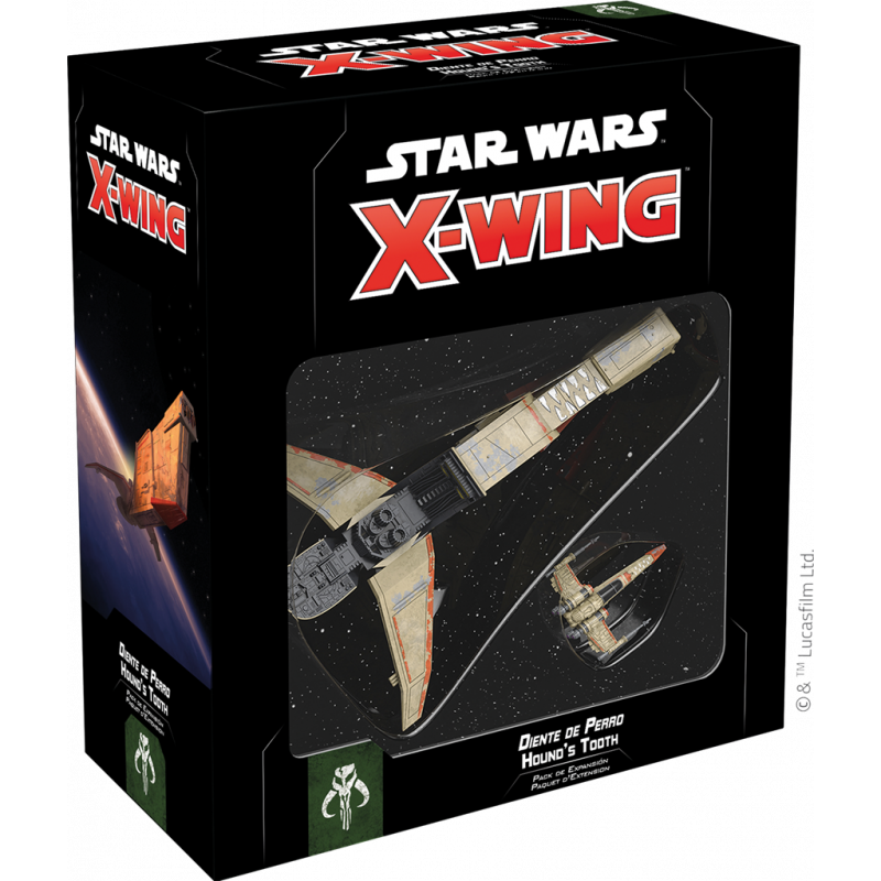 Star Wars X-Wing 2.0 : Hound's Tooth