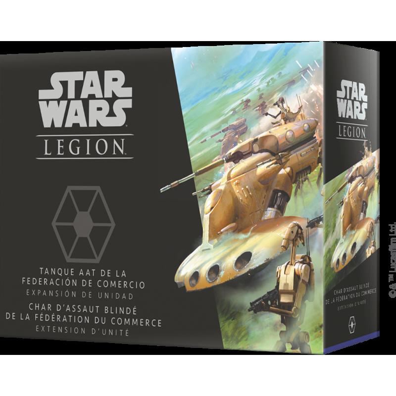 Star Wars Légion : Char d'Assaut Fédération du Commerce