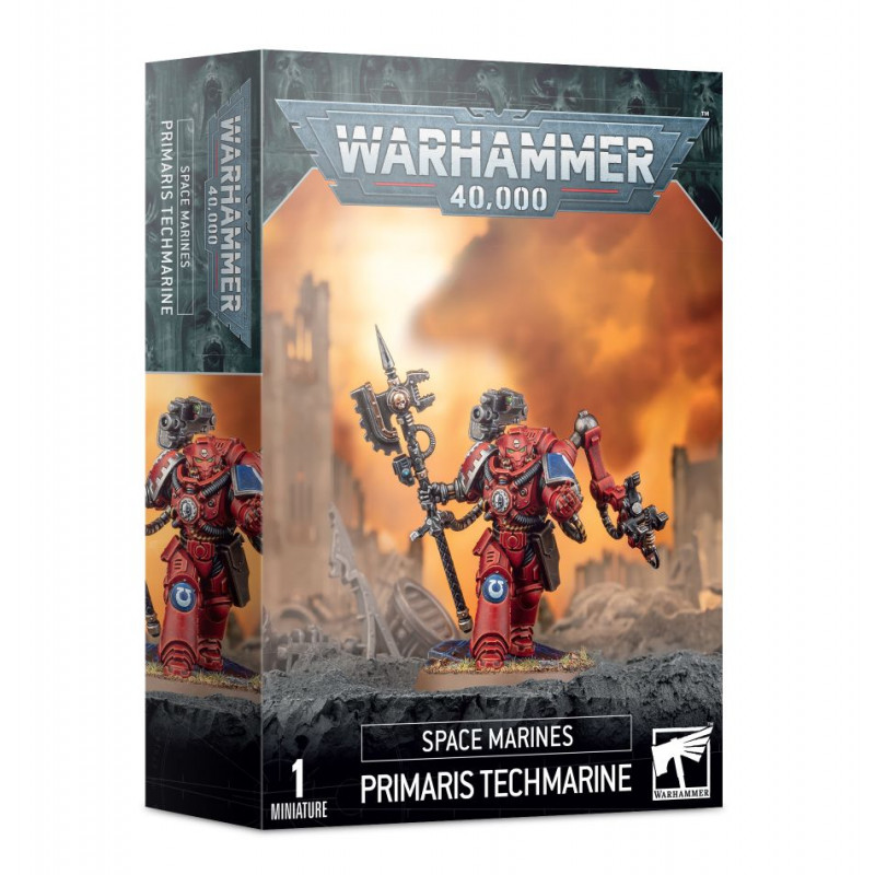 Techmarine Primaris