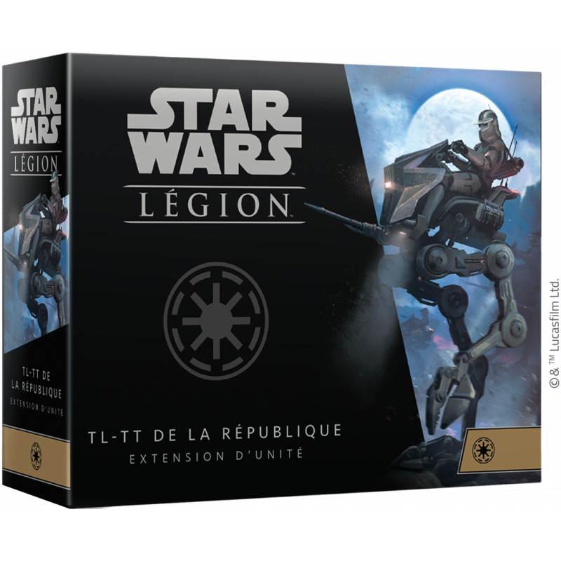 Star Wars Légion : TL-TT de République