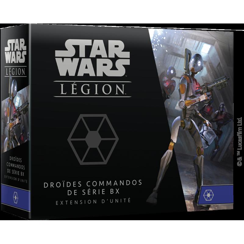 Star Wars Légion : Droïdes Commandos de Série BX