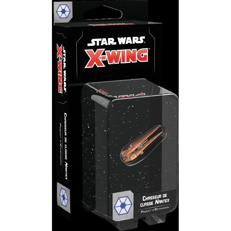 Star Wars X-Wing 2.0 : Chasseur de Classe Nantex