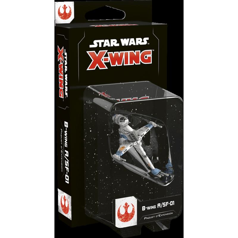 Star Wars X-Wing 2.0 : B-Wing A/SF-01