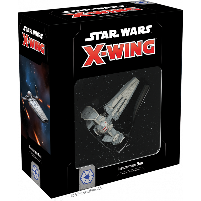 Star Wars X-Wing 2.0 : Infiltrateur Sith