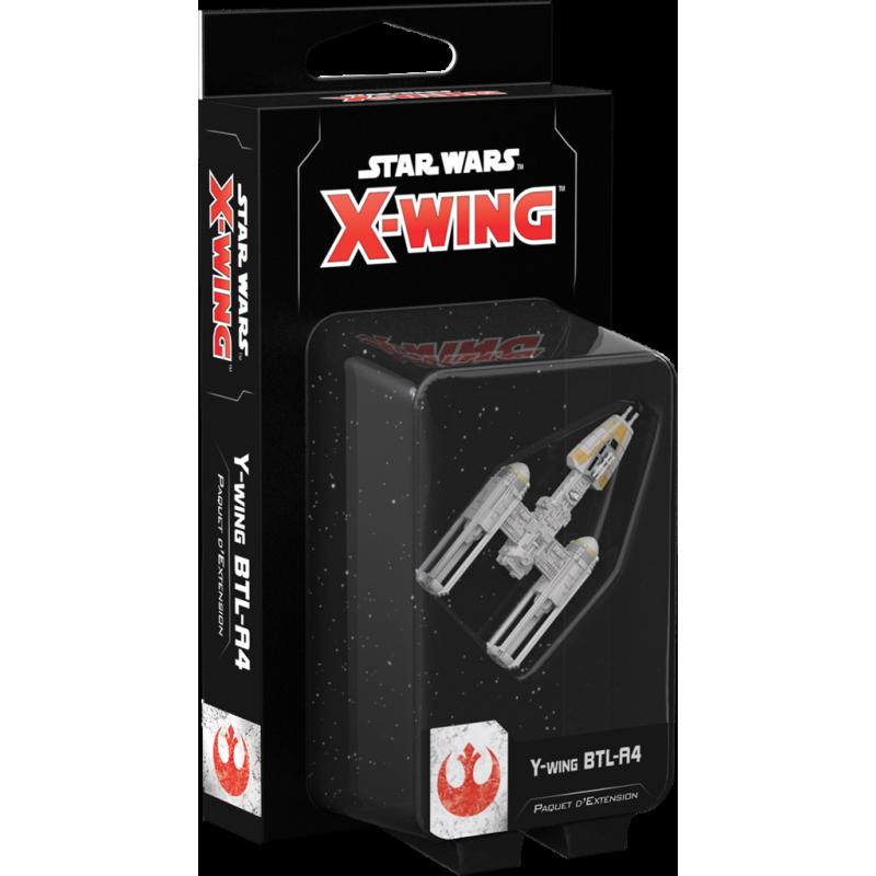 Star Wars X-Wing 2.0 : Y-Wing BTL-A4