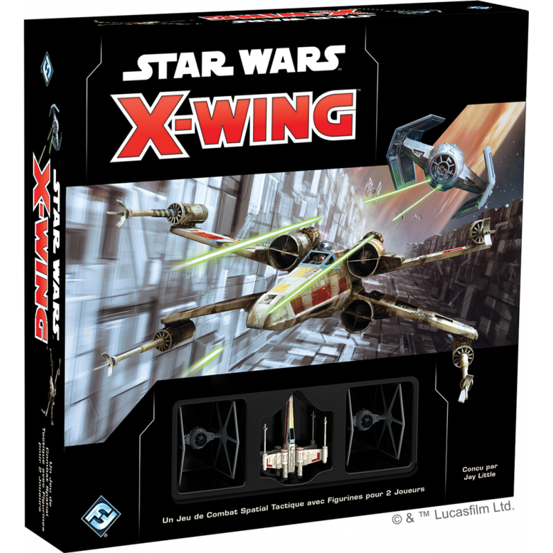 Star Wars X-Wing 2.0 (Base)