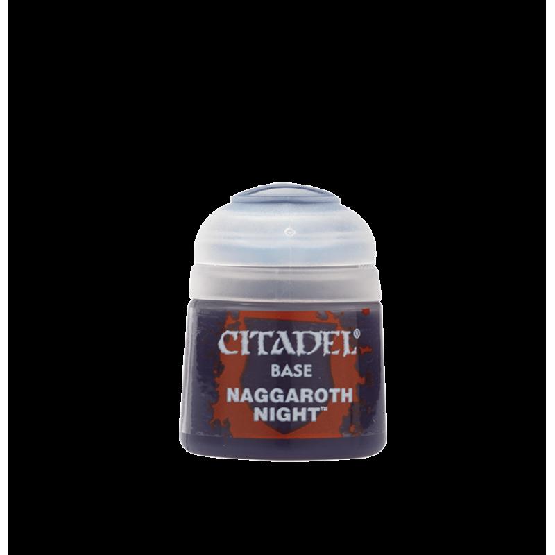 BASE: Naggaroth Night (12ml)