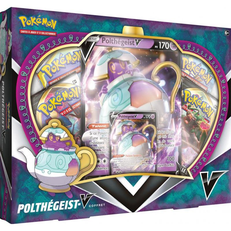 Pokémon : Coffret Polthégeist-V Mai 2020