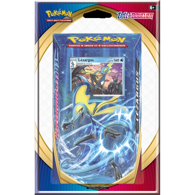 Pokémon Épée et Bouclier 01 : Starter (Blister)