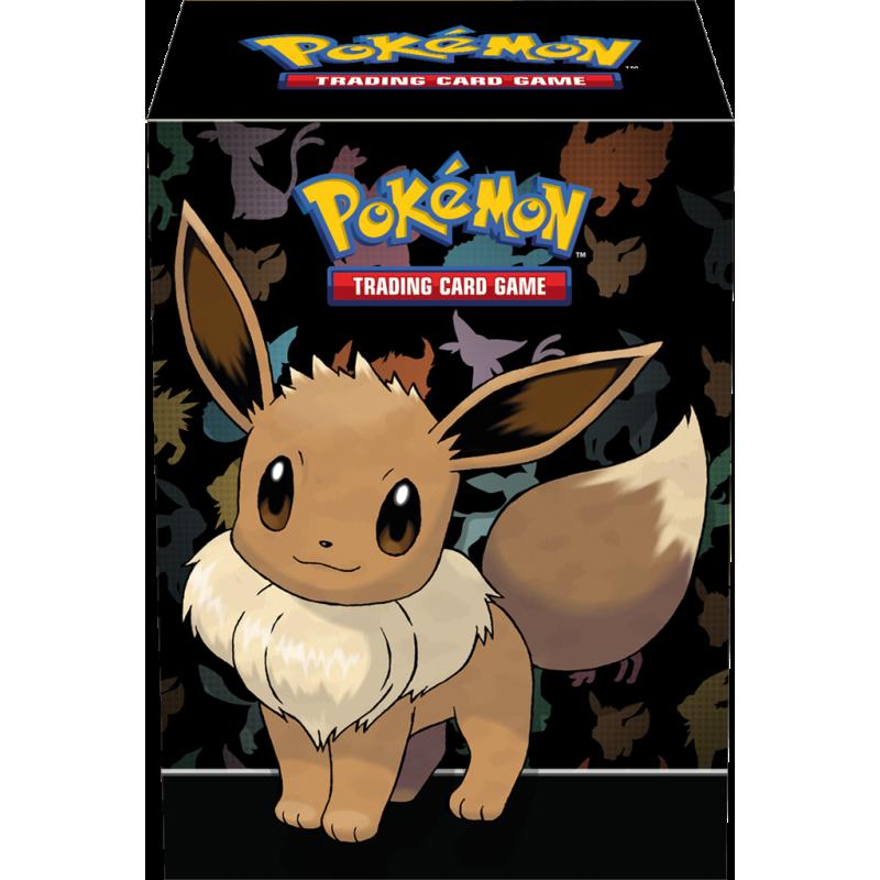 Deck Box Pokémon Evoli