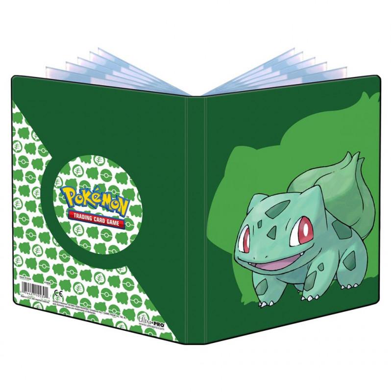 Pokémon : Portfolio A5 80 cartes Bulbizarre