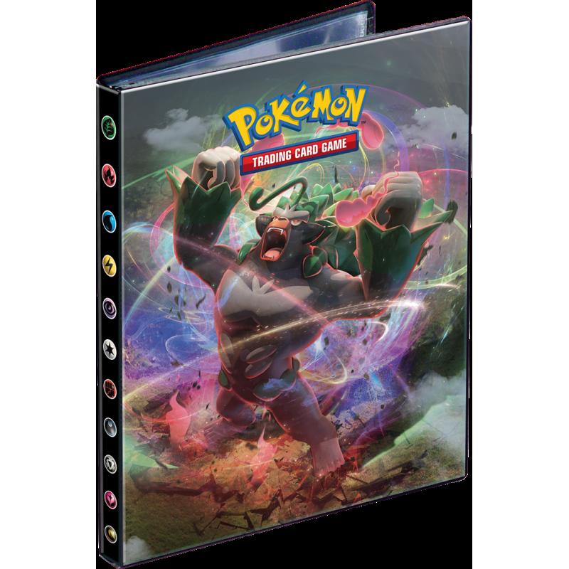 """Pokémon Épée et Bouclier 02 """"Clash des Rebelles"""" : Portfolio A5 80 cartes"""