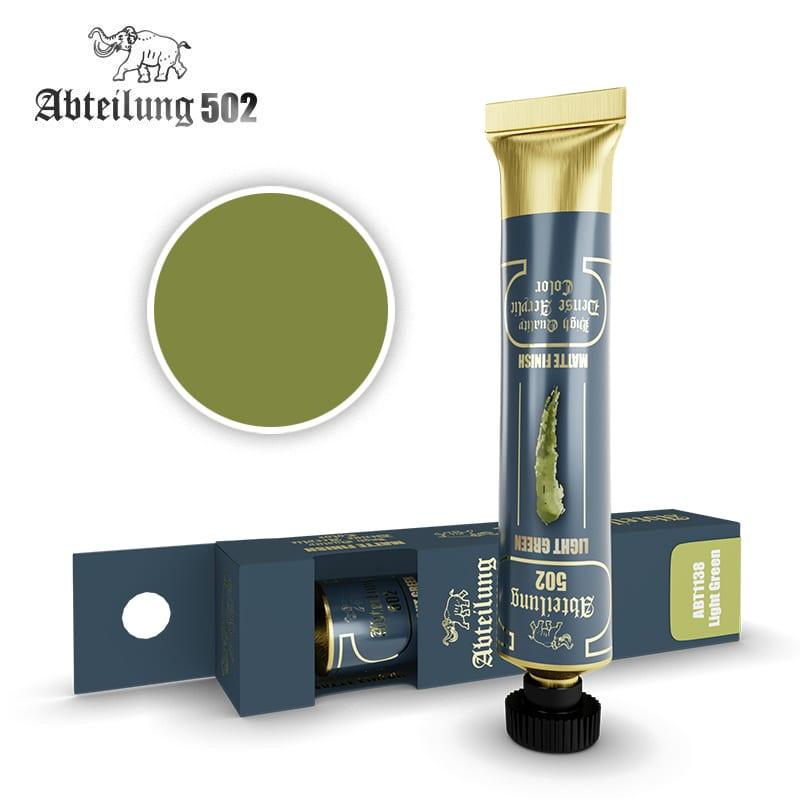 ABT1138 - Light Green