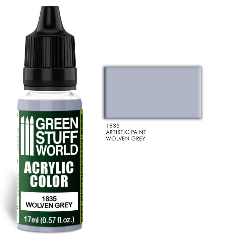 Acrylic Color WOLVEN GREY