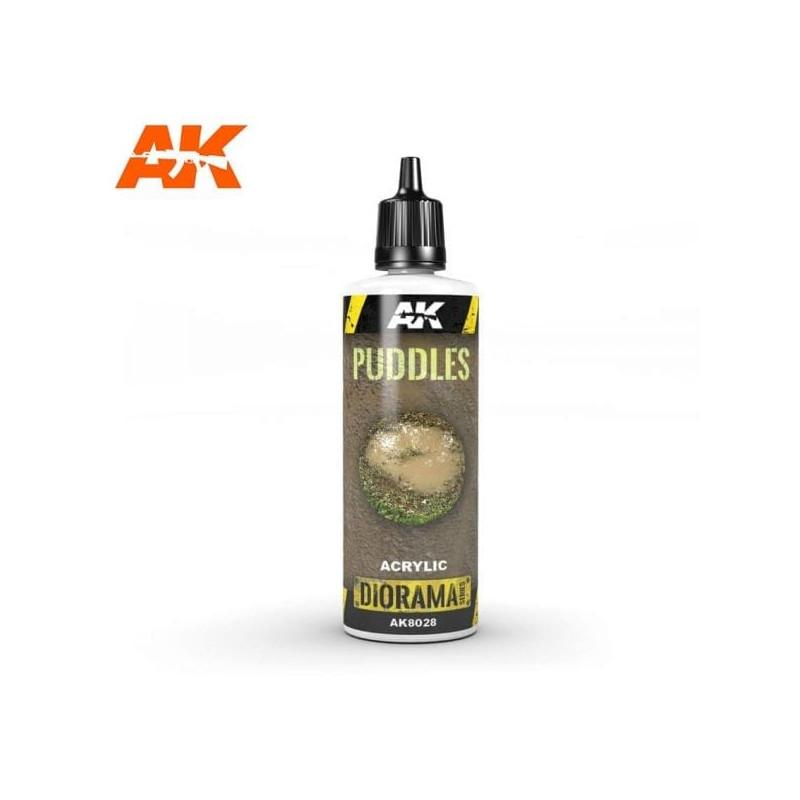 PUDDLES - 60ml (Acrylic) - AK