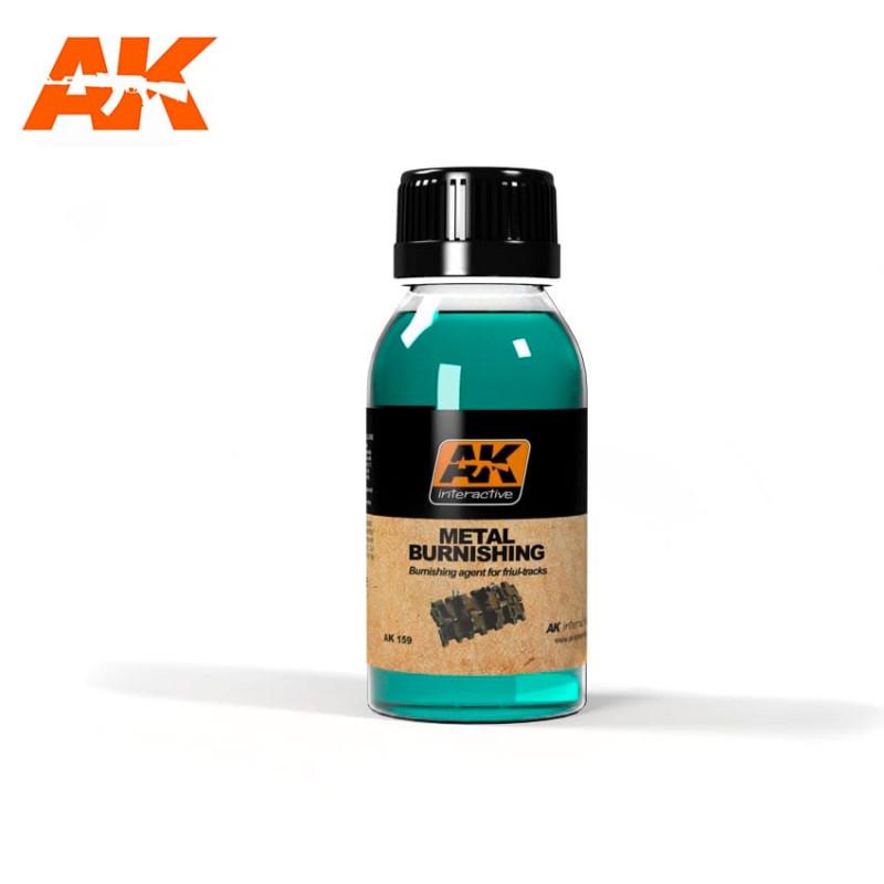 Metal Burnishing Fluid - AK