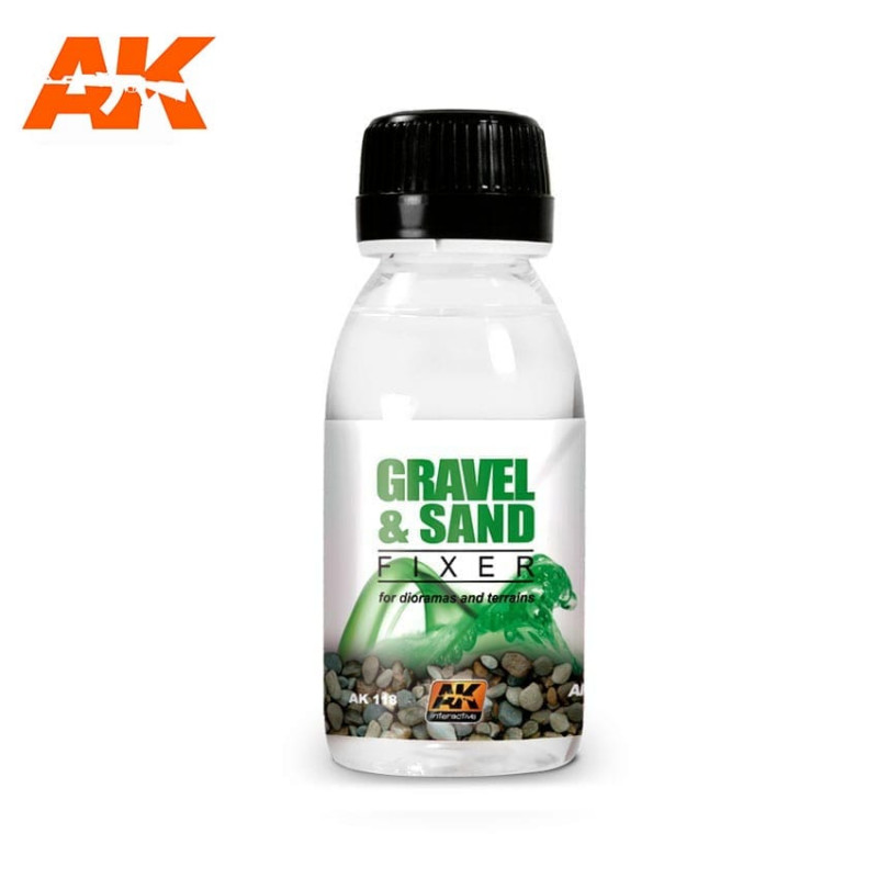 Gravel And Sand Fixer - AK