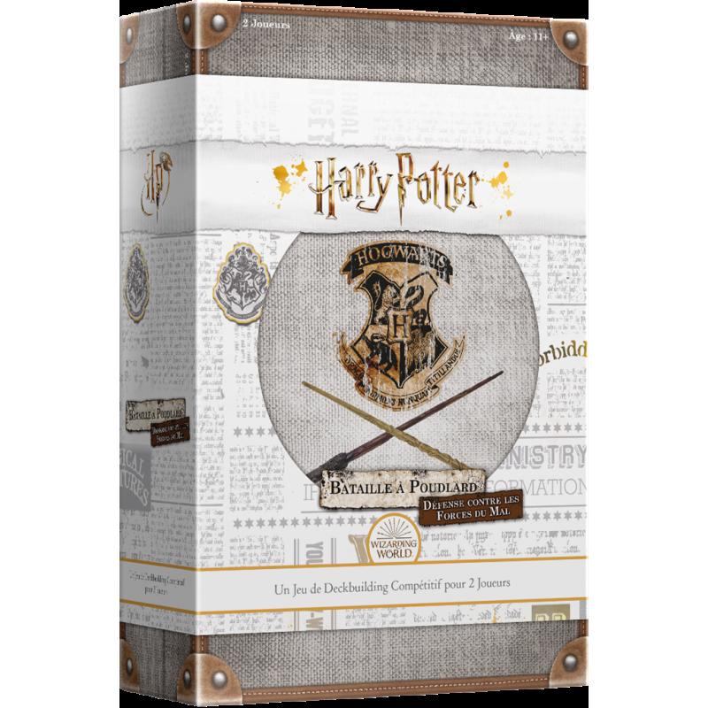 Harry Potter : Bataille à Poudlard - Défense contre les Forces du Mal (2 joueurs)
