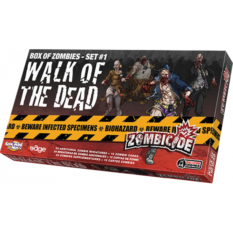 Zombicide : Walk of the Dead 1