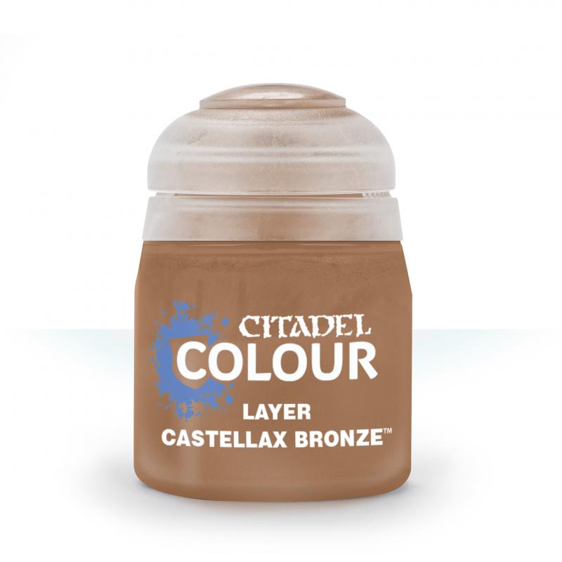 LAYER: CASTELLAX BRONZE (12ML)
