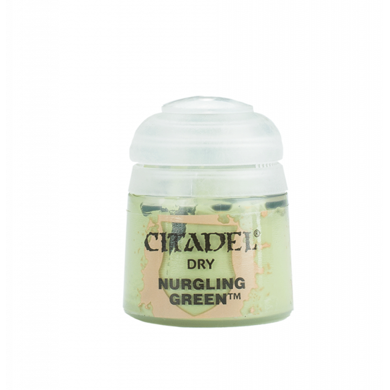 DRY: NURGLING GREEN