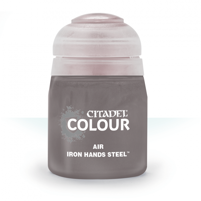 AIR: IRON HANDS STEEL (24ML)