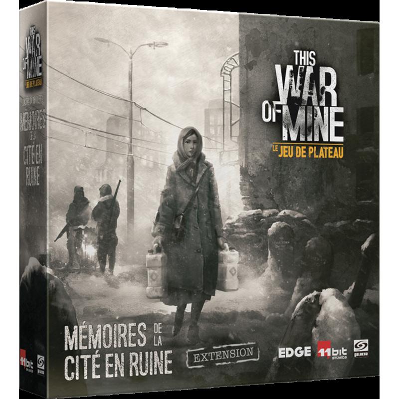 This War of Mine: Mémoires de la Cité en Ruine (Extension)