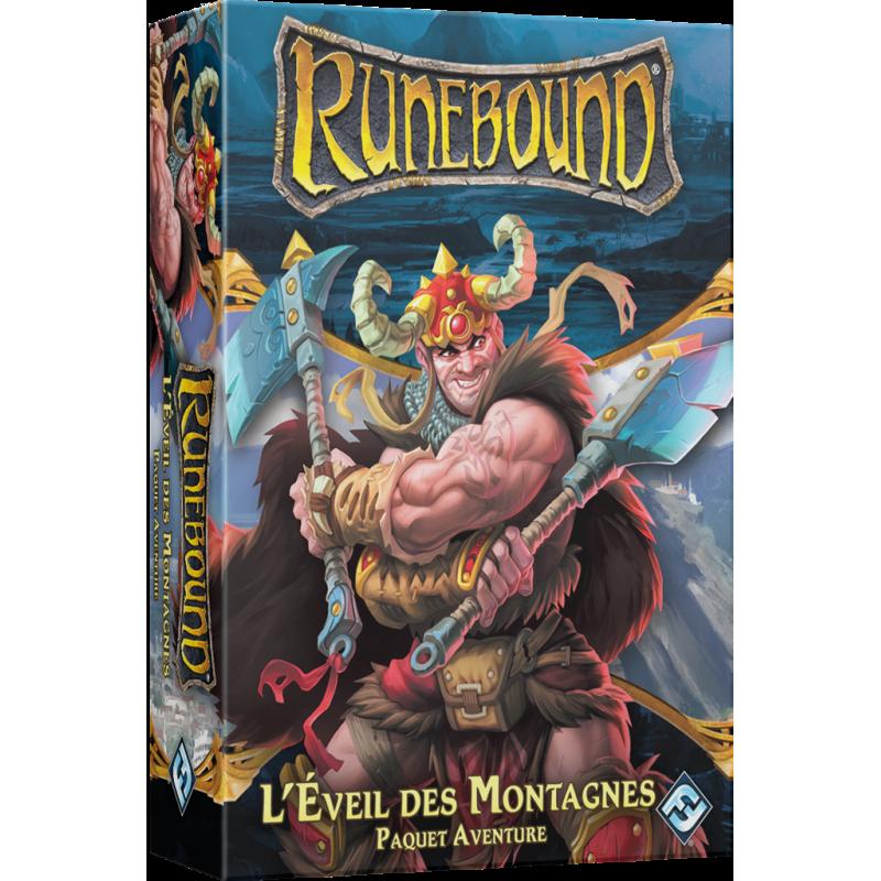 Runebound : L'Éveil des Montagnes (Extension)