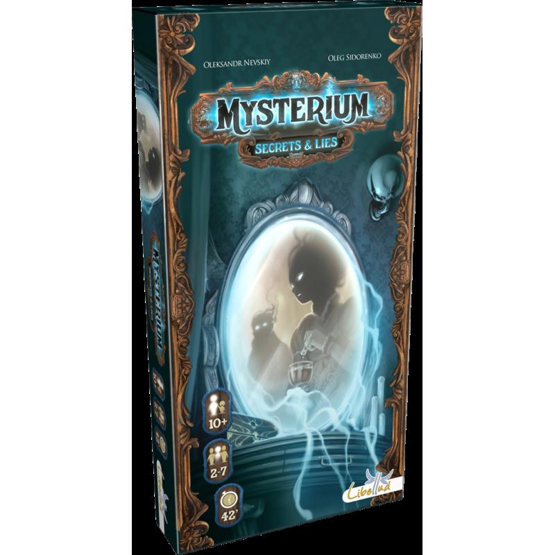 Mysterium : Secrets & Lies (Extension)