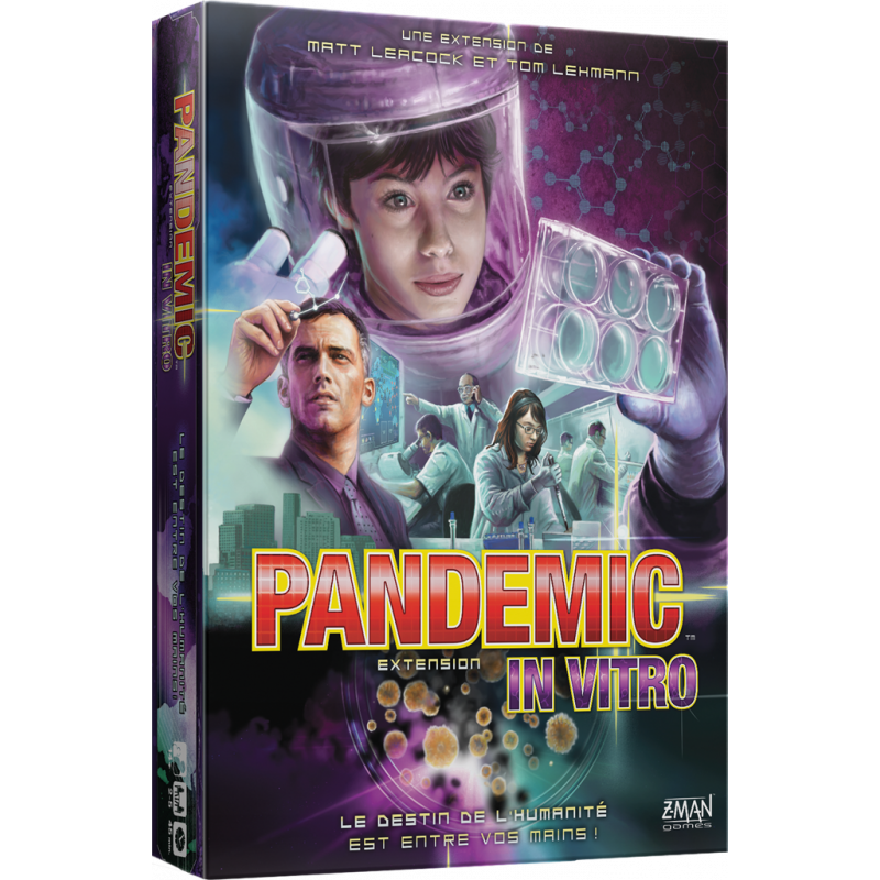 Pandemic : In Vitro (Extension)