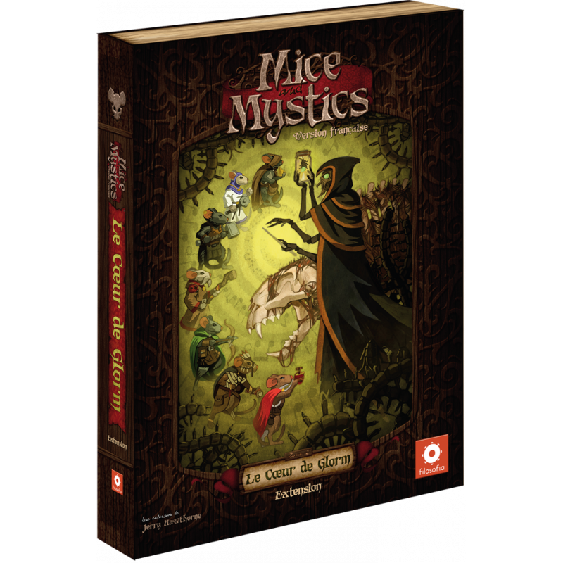 Mice & Mystics : Le Coeur de Glorm (Extension)